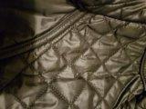 Куртка adidas синтепон с капюшоном. Фото 2.