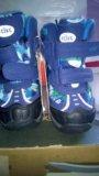 Ботиночки трисезона новые,р 20. Фото 1.