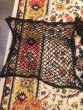Оригинальные сетки для багажника от skoda octavia. Фото 2.