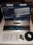 Усилитель mac audio maximus 4.80. Фото 1.