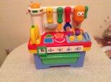 Мастерская- игрушка. Фото 1.