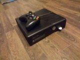 Xbox 360 slim. Фото 1.