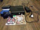 Xbox 360 slim. Фото 2.