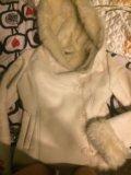 Дублёнка ostin. Фото 1.