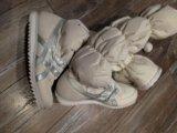 Зимние сапоги-кроссовки,  36. Фото 2.
