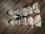 Зимние сапоги-кроссовки,  36. Фото 4.