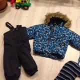 Зимний костюм на мальчика керри. Фото 4.