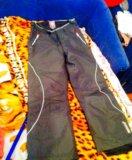 Горнолыжные женские брюки. Фото 1.