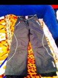 Горнолыжные женские брюки. Фото 2.