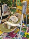 Детская качеля-люлька. Фото 3.