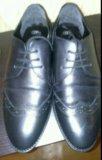 Ботинки женские (броги). Фото 2.