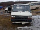 Toyota hiace. Фото 1.