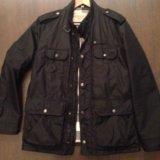 Burberry brit, куртка вечная классика. Фото 1.