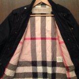 Burberry brit, куртка вечная классика. Фото 3.