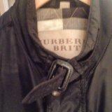 Burberry brit, куртка вечная классика. Фото 4.