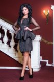 Вечернее платье размер 48-50. Фото 3.