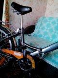 Продам складной дорожный велосипед 6 скоростей. Фото 2.