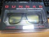 Очки для геймеров gunnar intercept onyx. Фото 1.