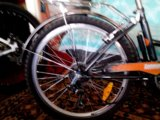 Продам складной дорожный велосипед 6 скоростей. Фото 3.