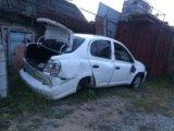 Toyota platz. Фото 1.