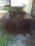 Бак для мусора. Фото 3.
