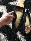 Новые туфли alexander mcqueen р 38. Фото 2.