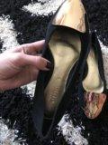 Новые туфли alexander mcqueen р 38. Фото 1.