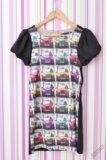 Платье moschino love. Фото 1.