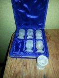 Рюмки из оникса. Фото 2.