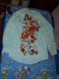 Туника и блуза. Фото 3.