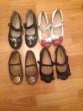 Туфли для девочки. Фото 1.