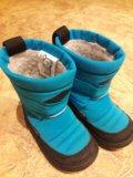 Зимние сапожки. Фото 3.