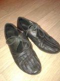 Туфли нат кожа. Фото 4.