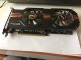 Видеокарта asus gtx 560 directcu 2 монстр!. Фото 1.