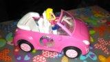 Барби в авто. Фото 3.