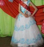 Платье на девочку новое. Фото 1.