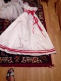 Свадебное платье с аксессуарами отдам почти даром. Фото 3.