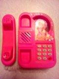 Телефон барби. Фото 1.