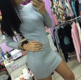 Новые кашемировые платье-водолазки. Фото 2.