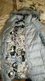Зимнее  пальто фирмы гулливер. Фото 1.