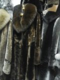 Шуба мутон (пятинорск). Фото 1.