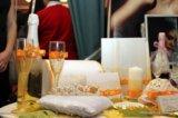 """Набор свадебных аксессуаров ручной работы """"осеннее. Фото 1."""