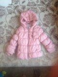Продам куртку на девочку весна/осень. Фото 1.