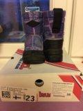 Зимние сапожки kuoma и кроссовки adidas. Фото 3.