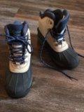 Columbia titanium зимние ботинки. Фото 4.