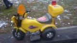 Детский электромотоцикл. Фото 1.