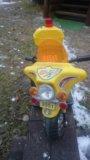 Детский электромотоцикл. Фото 2.