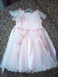 Платье для девочки 116-128. Фото 1.