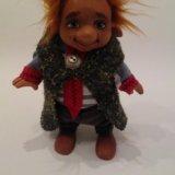 Куклы ручной работы из глины. Фото 3.
