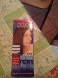Краска для волос.коричневый перламутр.estel.новая. Фото 1.